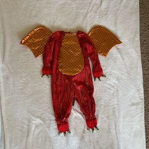 Pottery Barn Kids Dragon Costume